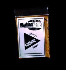 Guarana seed powder Paullinia cupana 1 oz bag