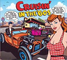CRUISIN' IN THE '60s - VARIOUS ARTISTS (NEW SEALED 3CD)