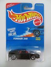 1995 Hot Wheels Ferrari 348 Collector #443