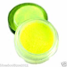 Beauty UK Fluorescent Jaune Fluo Poudre Ombre 23