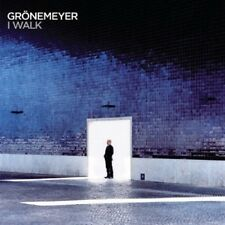 GRÖNEMEYER - I WALK  CD NEW+