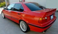 BMW E36 ALPINA Style Zierstreifen Seitenstreifen Side stripes