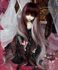 1 3 8-9 Bjd Wig Dal Pullip Blythe/ SD LUTS DZ DOC DOD Dollfie Doll Barbie Hair