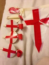 England / St George's Day, Banner, Balloons & Blowers