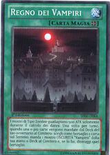 3x Regno of Vampiri YU-GI-OH! SHSP-IT064 Ita COMMON 1 Ed