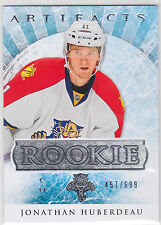 2012 12-13 Artifacts #RED210 Jonathan Huberdeau XRC RC Rookie 457/699