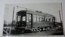 USA609 PIEDMONT & NORTHERN Electric Railway Co TROLLEY No2 PHOTO N & S Carolina
