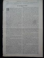 1879  Ausgrabungen Olympia Griechenland Teil 3