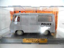 "1/43 . PEUGEOT J7 "" Police "" de 1966     NOREV (331)"
