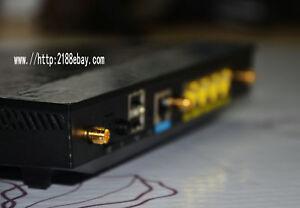 ASUS (through the wall Wang) RT-N66U Dual Band Gigabit Router