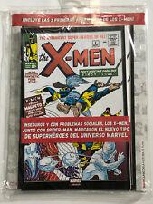 MARVEL Mexico X-MEN  lot 3 first comics #1-#3 1st Appereance FOIL Reprint