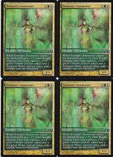 MTG  4X Trostani's Summoner NM Promo