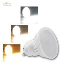 GU10 LED Spot Ampoule 9W 900lm, Coloris Blanc Fluo Éligible, Ampoule 9 Watt 230V
