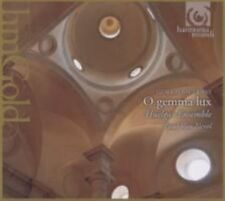 Guillaume Dufay O Gemma Lux 0794881985326 CD