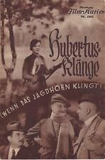 IFK: 1101: Hubertusklänge, Sabine Peters, Oskar Sima, Ralph Arthur Roberts,