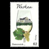 "Austria 2014 - Wine Regions ""Wachau"" Gastronomy Foot - Sc 2498 MNH"