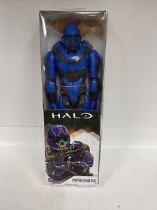 Halo Spartan Athlon Blue Team (2016) Mattel 12-Inch Figure