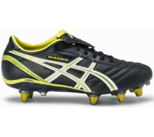 SALE | ASICS LETHAL WARNO ST2 MENS FOOTBALL BOOTS (9030)