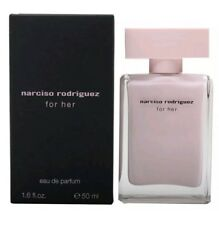 NARCISO RODRIGUEZ FOR HER EAU DE PARFUM SPRAY WOMEN'S. 1.6 OZ