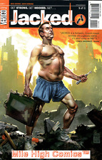 JACKED (2015 Series) #1 Very Fine Comics Book