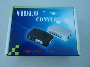 New Digital Video Converter System
