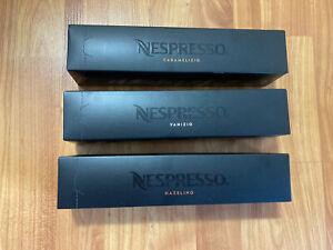 Nespresso Vertuo 30 Variety capsules Vanizio Hazelino Caramelizio 11/30/20