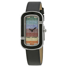 Marc Jacobs The Jacobs Rainbow Pave Crystal Dial Ladies Watch MJ1569