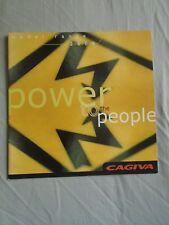 Cagiva range brochure 2000