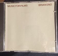 Brian Eno: Music for Films (CD)