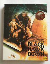 KIMCHIDVD | BLACK HAWK DOWN | Blu Ray Steelbook Limited Full Slip #71/2000 RARE