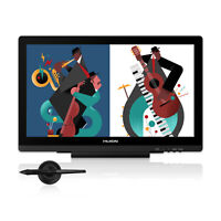 USED Huion Kamvas GT-191 V2 Graphic Display Monitor Batteryfree Pen Tablet 8192