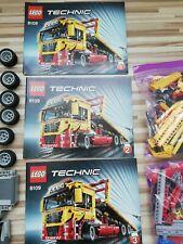 Lego Technic Appschlepptruck 8109