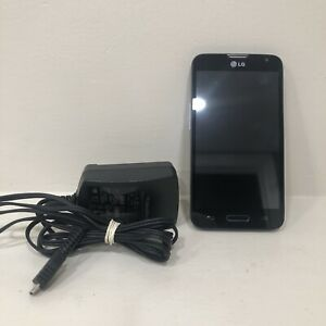 LG L41C - 4GB - Black (TracFone) Smartphone Android With BlackBerry 🔌