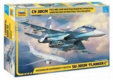 """Zvezda 1/72 SU-30SM """"accionariado C"""" rusa aire superioridad Fighter # 7314"""