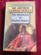 The Adventures of Sherlock Holmes by Sir Arthur Conan Doyle - Illustrated Book