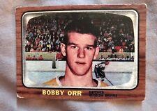 New listing 1966 Topps  Bobby Orr Hockey Rookie Card #35  *Read Below*