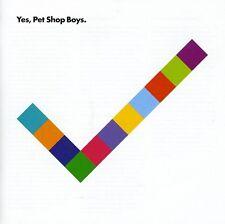Yes - Pet Shop Boys (2009, CD NUEVO) 5099969534720