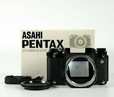 Asahi Pentax 6x7 + 75mm KIT - usata pari al nuovo - con imballi originali