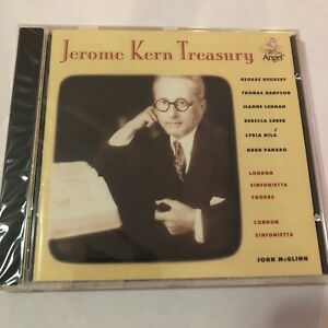 LONDON SINFONIETTA - JOHN MCGLINN - Jerome Kern Treasury CD Dvorsky Hampson BMG