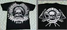 RARE 2011 BLS Black Label Society Crazy Horse Tribe Warpath Tour Shirt Medium