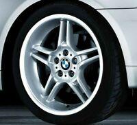 4 BMW Styling 125 Doppelspeiche Alufelgen 8.5J x 19 5er E60 E61 6767987 NEU