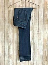 SERFONTAINE USA Sweetheart Drainpipe Twilite Skinny Ankle Jeans 27 * CLASSIC!