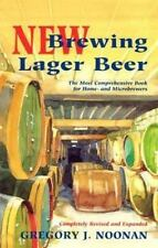 New Brewing Lager Beer: The Most Comprehensive Book for Home and Microbrewers (P
