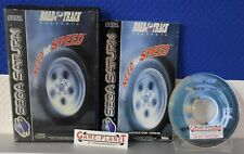 Road & Track Presents: the need for speed Sega Saturn (1996) OVP 5030935315974