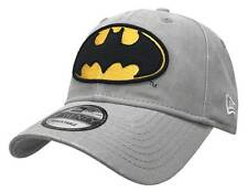New Era Mens Rugged Wash 920 Batman Superhero Cap Hat Khaki Tan 80470069