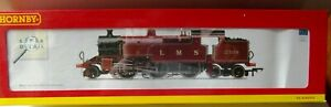 Hornby R055 LMS Fowler Class 4) 2-6-4T Locomotive Boxed TESTED
