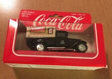 Coca-Cola Diecast 1:43 Citroen C4F Fourgon Delivery Truck