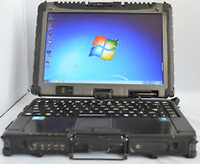 GETAC V200 i7-620LM 2.0GHz 4-8GB 320GB Touch Backlit WWAN Rugged Laptop FR #1