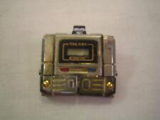 Rare Vintage 1983 Takara Kronoform Transformers Watch  Gold Chrome Color