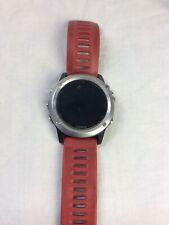 Garmin Fenix 3 Multisport GPS Watch And Charger For Parts Only Defective